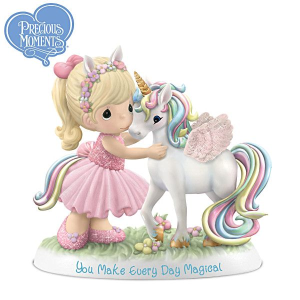 Precious Moments You Make Every Day Magical Figurine