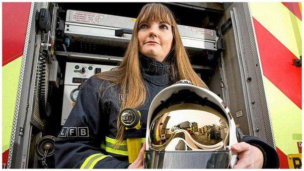 Por primera vez una mujer estará frente al Cuerpo de Bomberos de Londres