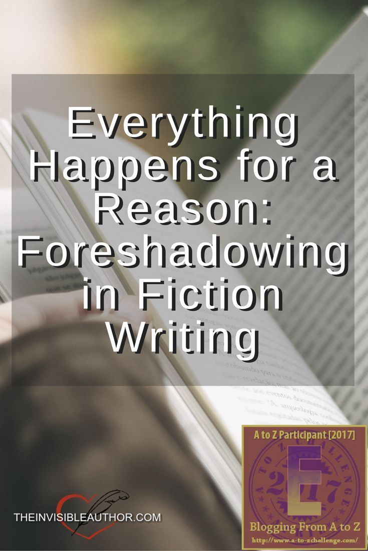 foreshadowing essay writing Foreshadowing and flashback essays: over 180,000 foreshadowing and flashback essays, foreshadowing and flashback term papers, foreshadowing and flashback research.