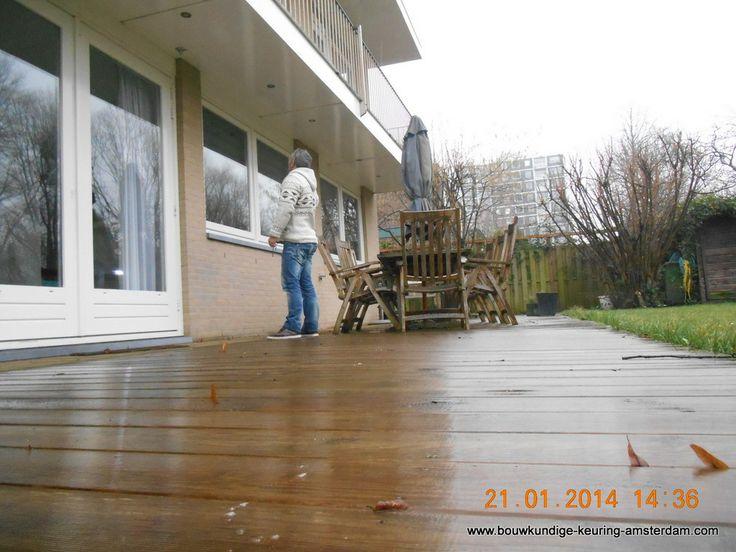 Colenbranderhof 22 Amsterdam - Fred Tokkie heeft de bouwkundige keuring uitgevoerd van deze vrijstaande villa