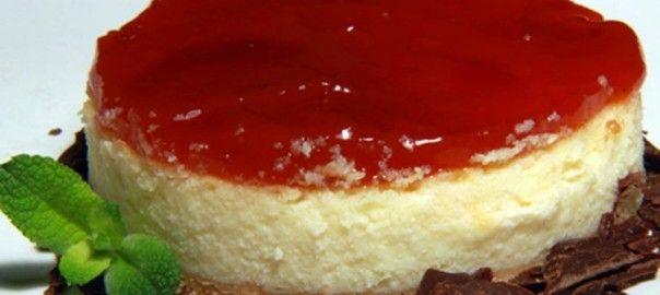 Torta de Ricota com Goiabada                                                                                                                                                     Mais