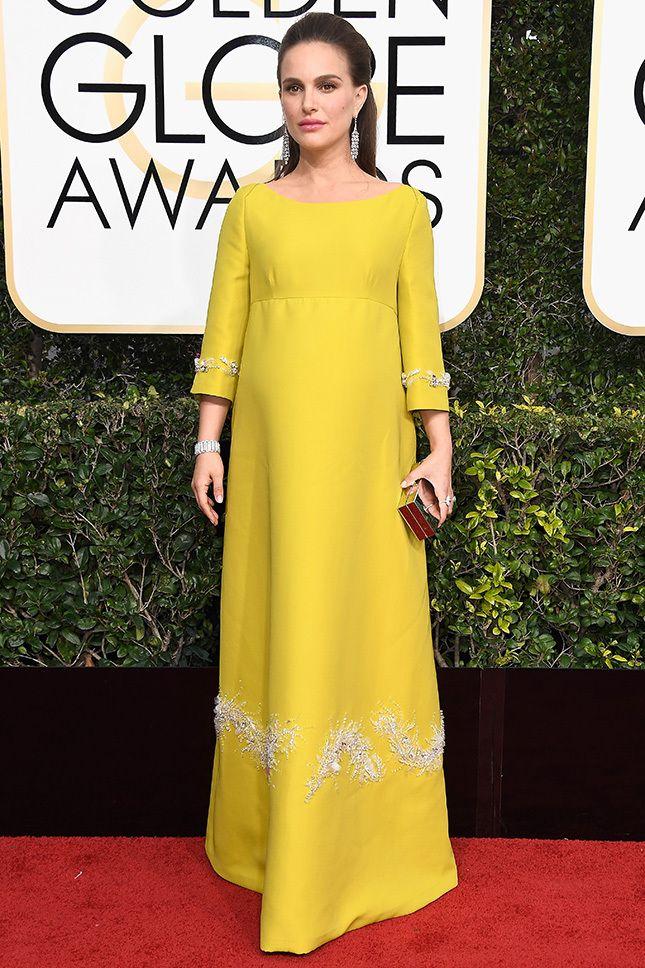 Самые красивые платья премии «Золотой глобус 2017» | Мода | Выход в свет | VOGUE