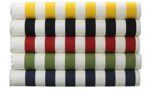 Fabrics, Stripes Fabrics, Ikea Stripes, Design Schools, Ikea Fabrics