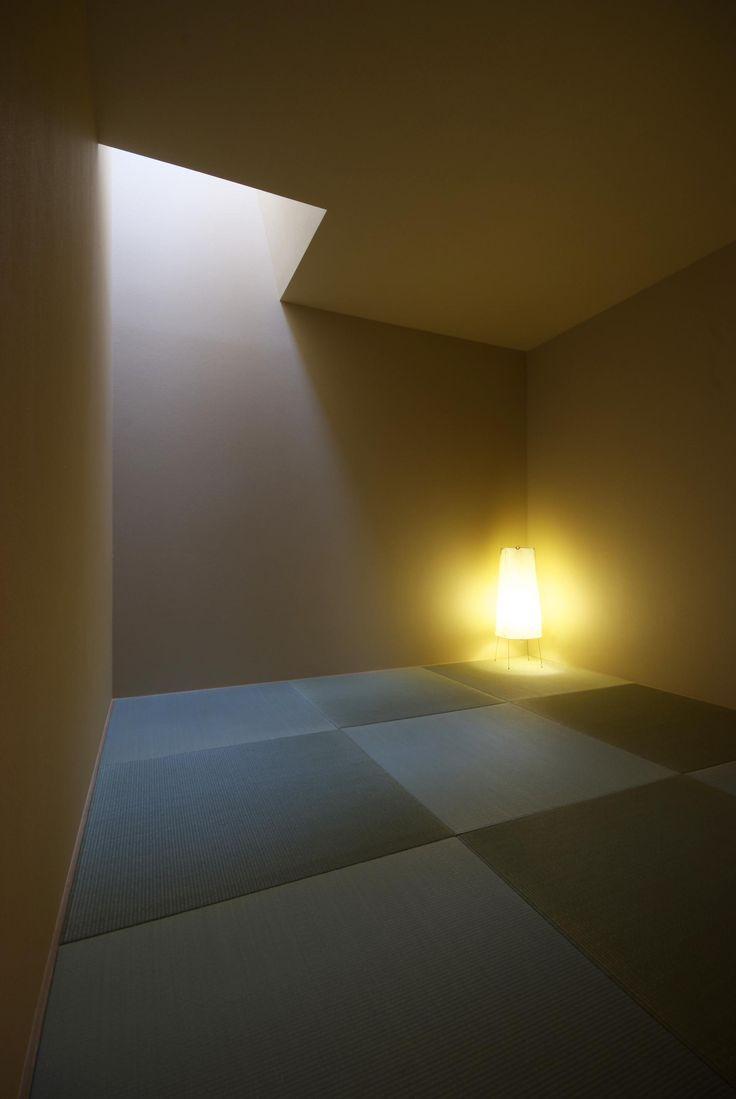 和室-落ち着いた空間(『蒲郡・西浦の家』時間がゆったり流れる寛ぎの平屋住宅) - その他事例|SUVACO(スバコ)