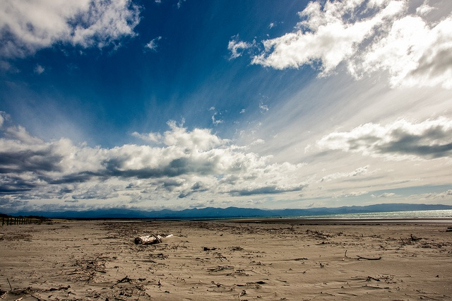 Tahunanui Beach - Nelson, New Zealand