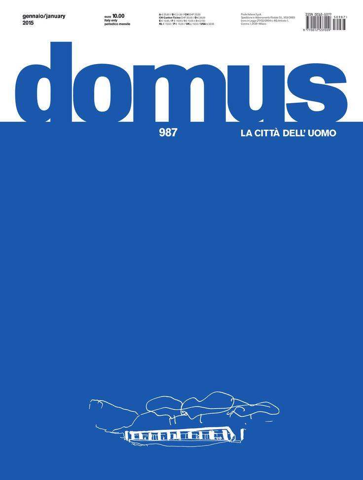 Domus 987, January 2015