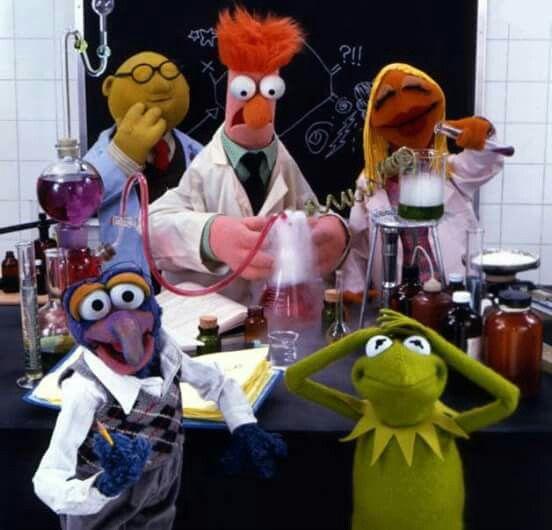 211 best Beaker & Bunsen images on Pinterest | The muppets ...