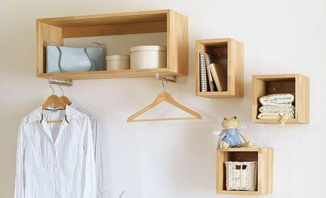 die besten 25 garderobe selber machen ideen auf pinterest diy garderobe diy m bel garderobe. Black Bedroom Furniture Sets. Home Design Ideas