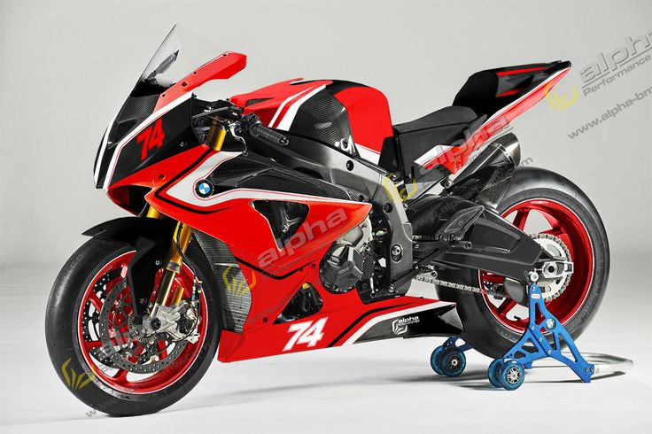 alpha Performance USA's Dedicated S1000RR & HP4 Blog.