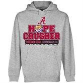 Alabama Crimson Tide vs. LSU Tigers 2012 Hope Crusher Score Pullover Hoodie - Crimson