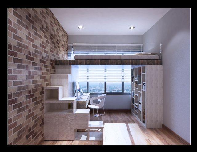 Riverparc residences interior design