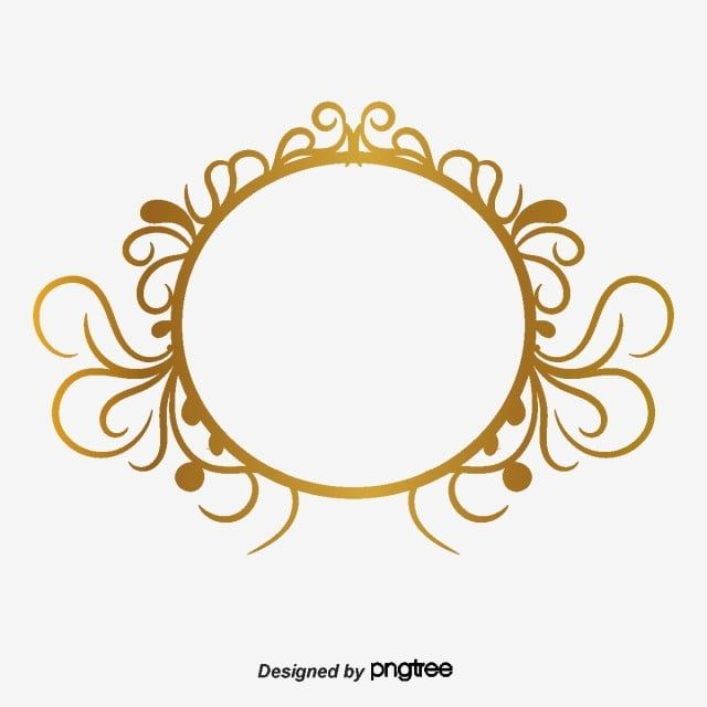 Download Premium Vector Of Hand Drawn Floral Badge Vector 553192 Floral Border Design Floral Poster Flower Background Wallpaper