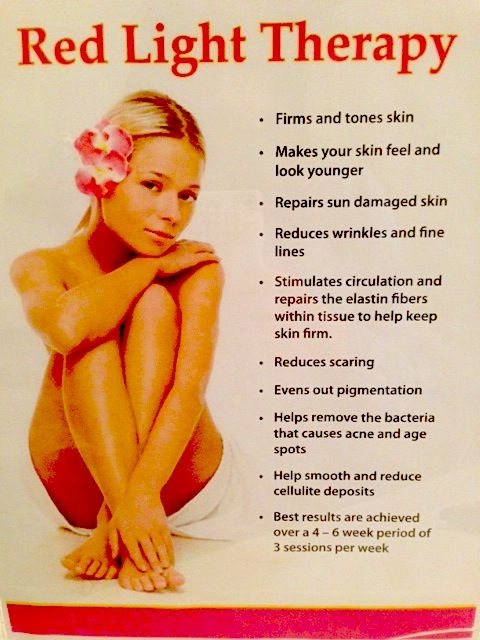 Red Light Therapy Helps to Eliminate Fine Lines and Wrinkles   Tamara's Skin Care in Yorba Linda