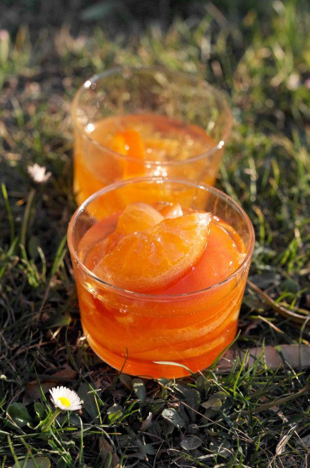 Апельсиновый конфи
