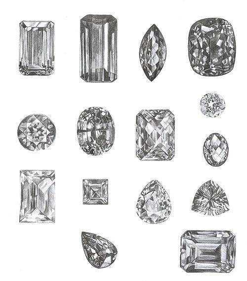 Best 20+ Diamond drawing ideas on Pinterest | Pastel ...