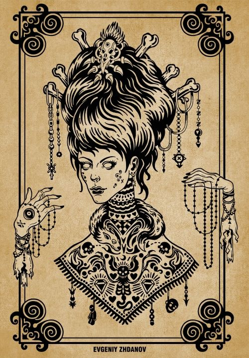 Ознакомьтесь с моим проектом в @Behance: «Tattoo Girl» https://www.behance.net/gallery/45829459/Tattoo-Girl