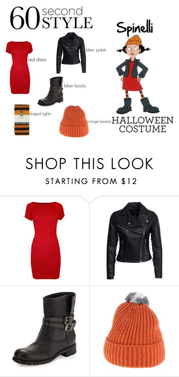 """60 second STYLE: Halloween costume - Spinelli (Recess) 