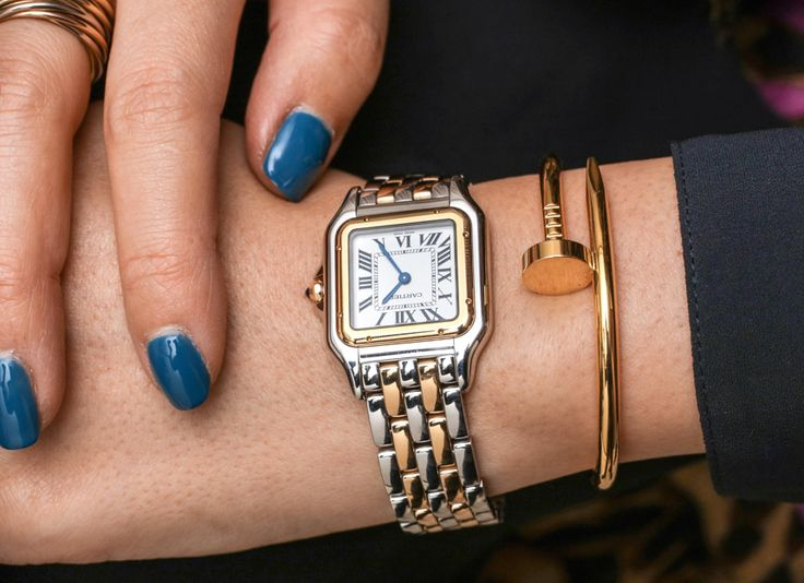 Read about this year's resurrection of the Panthère de Cartier collection. Our Carol Besler goes Hands-On with the models, different materials and a bit of the history behind it...