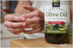 olive oil arthritis remedy | I had a noticeable improvement on a sore knee after doing the olive oil remedy at bed time the night before...