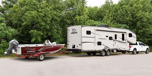 Double Towing With A Fifth Wheel Fifth Wheel Wheel