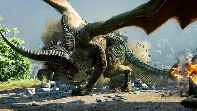 BioWare has announced that Dragon Age: Inquisition will be available on October 7 in North America and October 10 in Europe.