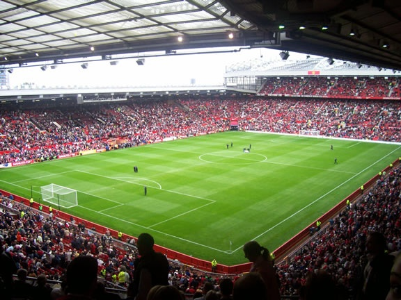 Old Trafford... Man United