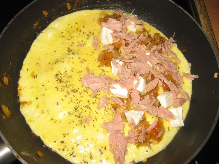 Omelettes farcies