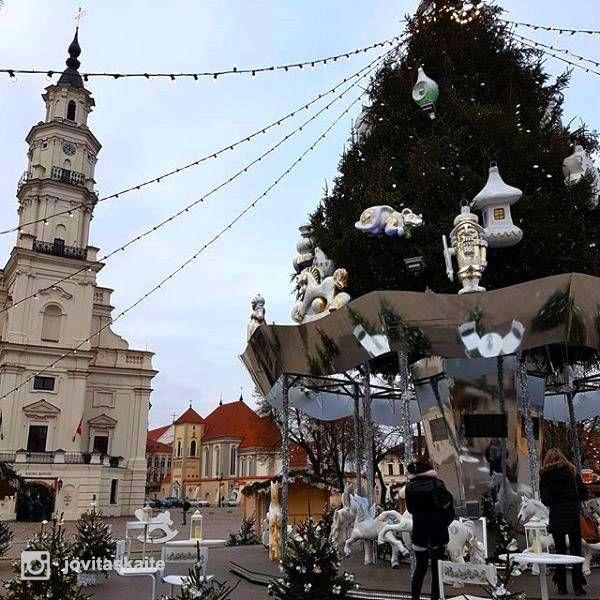 Christmas Market in Kaunas | #MyWorldOfActivities