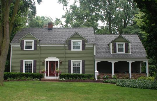 13 best images about crane vinyl siding on pinterest for Cypress color vinyl siding