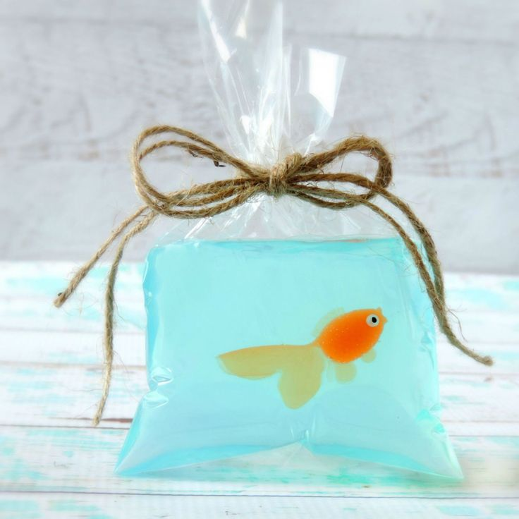 Fish Soap - Fish In A Bag Soap - Kids Soap - Novelty Soap - Gag Gift Soap - Birthday Party Soap - Pirate Party Favors - Mermaid Party Favor by TheSeaGlassSeahorse on Etsy https://www.etsy.com/listing/223665890/fish-soap-fish-in-a-bag-soap-kids-soap