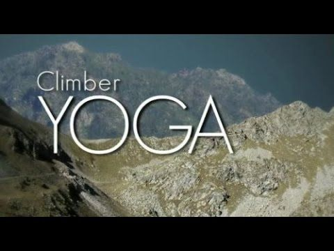 Climber Yoga: Getting Started with Yoga for Optimal Climbing - YouTube