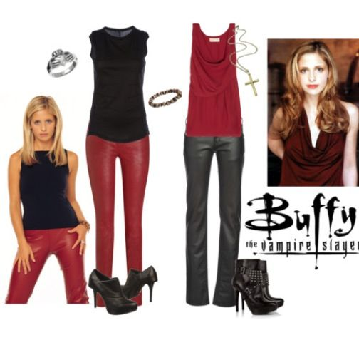 Summers Outfits Buffy Inspired