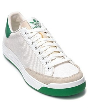 Rod Laver Adidas...probably went through 10 pairs in my