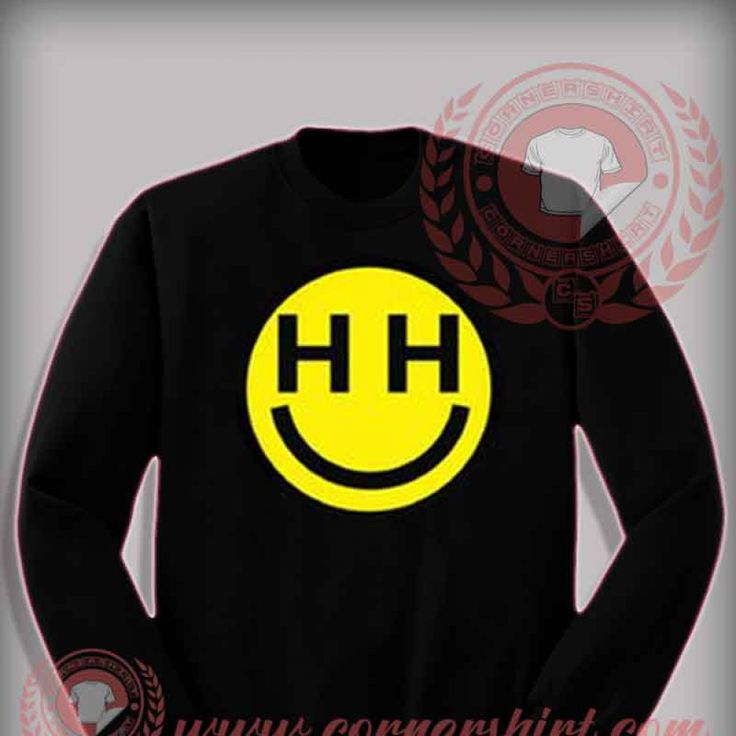 Smile Happy Emoji Sweatshirt //Price: $24.00//     #graphictees