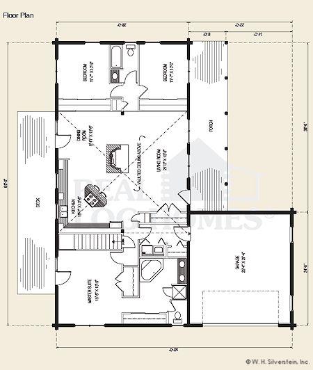 42 Best House Plans Images On Pinterest