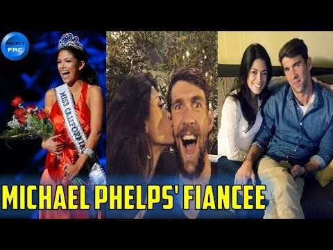 Michael Phelps' Fiancee: Nicole Johnson ✫ Biography ✫ 2016.