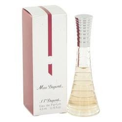 Miss Dupont Mini EDP By St Dupont. Miss Dupont Perfume by St Dupont, St. Dupont introduced miss dupont to its collection of perfumes in 2010. This perfume is designed for women who wish to portray a luxurious and opulent appearance. The fragrance is inaugurated with the opening notes of fresh peaches, grapefruit, and galbanum for a delightful fruity freshness. Rose and woody notes of sandalwood and vetiver oil form the heart notes of the fragrance. They artfully contrast the...
