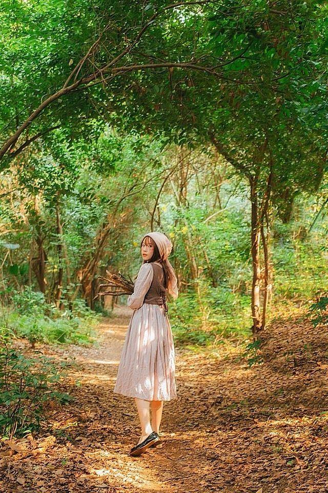 La fata dei boschi ♡