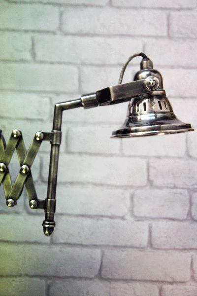 Extendable Wall Light
