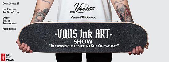 Vans Italia - Sito Ufficiale: Scarpe da Skate, abbigliamento, Contest, Concerti e Musica!