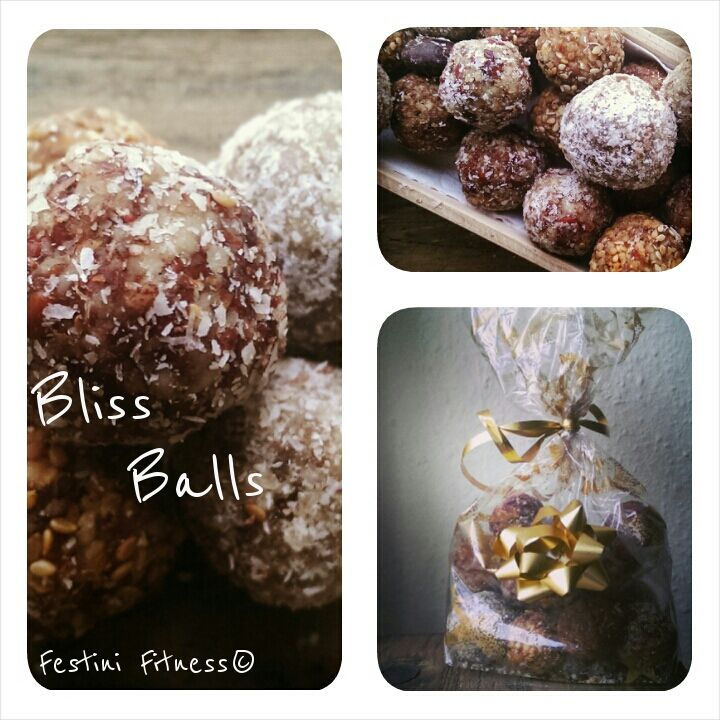 These tiny little energy balls consist of unsweetened dried fruit, nuts, and spices and are a super great source of fiber, healthy fats, and protein. The perfect food to fuel your workout or a great snack when you're on the go.  They're vegan, raw, gluten free, and preservative free - making them suitable for pretty much any diet!  Let me know if you'd like to get some! Get in touch at festinifitness@gmail.com    https://www.facebook.com/festinifitness