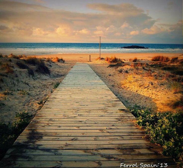 Valdoviño, Spain ♥