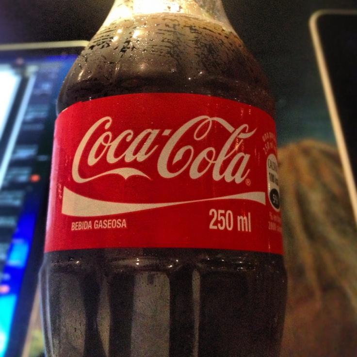 Nada mejor que una Coca-Cola para pasar una tarde en el #smwbog