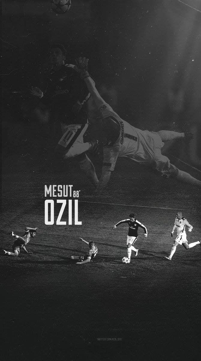 Mesut Özil 88'