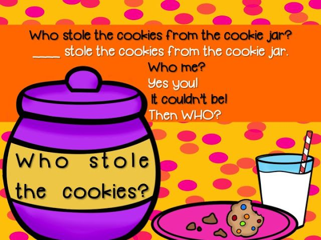 Who Stole The Cookie From The Cookie Jar Lyrics Magnificent 14 Best Who Stole The Cookiesfrom The Cookie Jar Images On