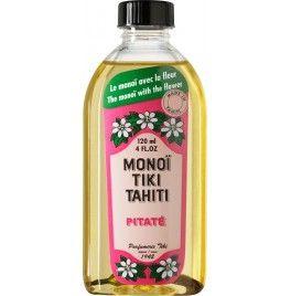 Ulei Monoi Tiare Tahiti original  Frangipanier 120 ml