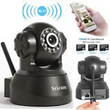Diskon 87% untuk Wireless WIFI Pan Tilt 720P Security Surveillance IP Camera Night Vision Webcam! Total biaya hanya Rp 429.919,00 (Kurs : Rp 13.900,00). Beli sekarang = https://jasaperantara.com/pembelianbarang/ebay/?number=1&calckodepos=15225&query=182089180288&quantity=1&jenis=bin&btnSubmit=Hitung , eBay = http://cgi.ebay.com/182089180288