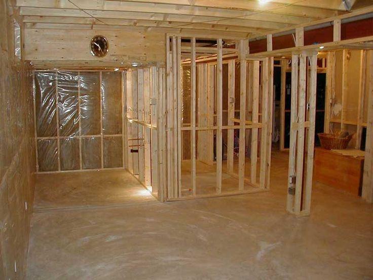 insulating basement walls basement repair insulation basement ideas