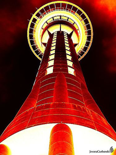 Sky Tower, Auckland - New Zealand