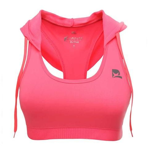 Women Spandex Sports Bra  This Women's Sport Bra is made of spandex and polyester material. It is knitted and is quick-dry and breathable. This sport bra fits smaller than usual. Please check the sizing chart below. Thanks.  Note: Please allow 2 to 4 weeks for delivery.